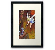 Rapture Framed Print
