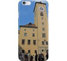 Old City Hall, Regensburg, Germany iPhone Case/Skin