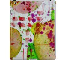 Watercolor Massacre iPad Case/Skin
