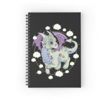 Dragon in the Clouds Spiral Notebook