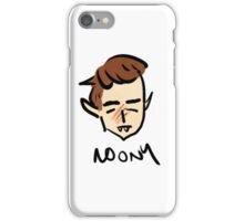 marauder moony iPhone Case/Skin