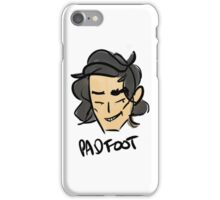 marauder padfoot iPhone Case/Skin