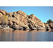 Linx Lake Prescott Arizona Photographic Print