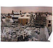Kincardine in Snow Poster