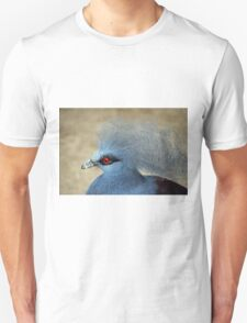 Common Crowned Pigeon  T-Shirt