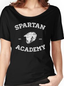 Spartan Academy Women's Relaxed Fit T-Shirt