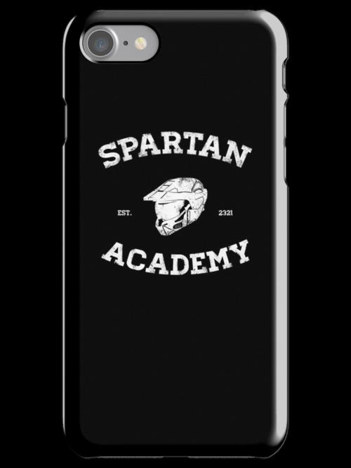 Spartan Academy by tombst0ne