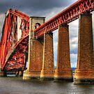 Rail Bridge by Tom Gomez