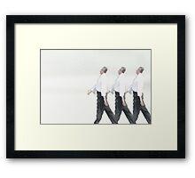 männer/151 Framed Print