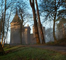 Castle Coch, Wales by Dave Ward