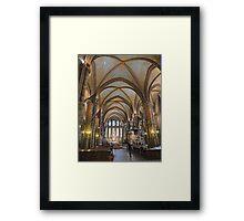 Matthias Church, Budapest, Hungary Framed Print