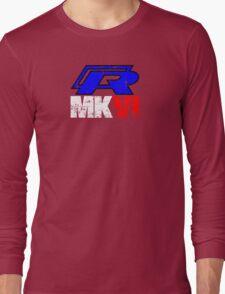 VW R MK6 Old School Long Sleeve T-Shirt