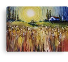 The New View Canvas Print