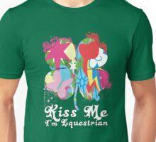 Kiss Me I'm Equestrian Unisex T-Shirt