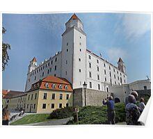 Bratislava Castle, Slovenia Poster