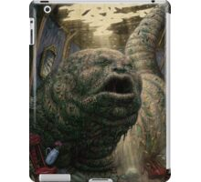 The Terrifying Earth Elemental iPad Case/Skin