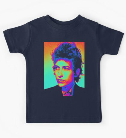 Bob Dylan Psychedelic Kids Tee