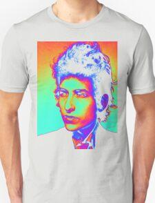 Bob Dylan Psychedelic T-Shirt