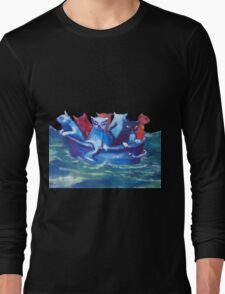 The Leaky Road Long Sleeve T-Shirt