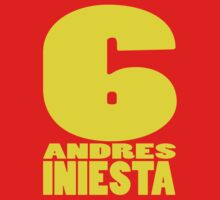 6 INIESTA by Matt Burgess