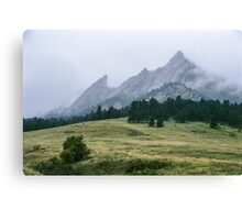 Sleeping Giants Canvas Print