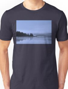Serene waterscape Unisex T-Shirt