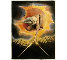 The Ancient of Days Painting by William Blake Photographic Print
