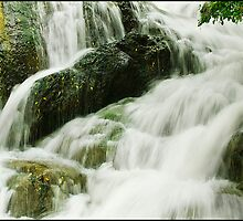 Waterfall by Karl Willson