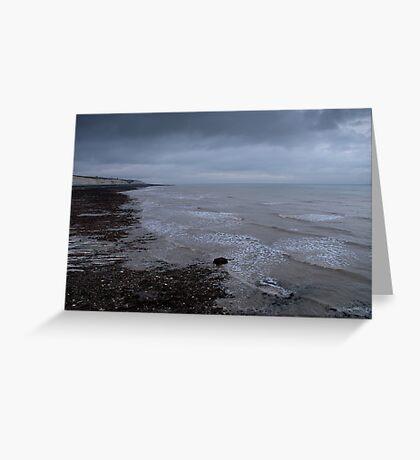 Along the Coastline Greeting Card