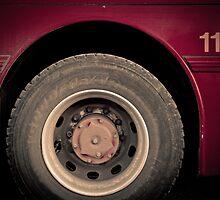 1116 Street tire by donato radatti