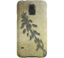 Dried Grape Hyacinths Samsung Galaxy Case/Skin