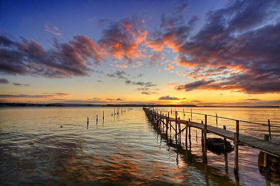 23.2012 - Sunset In Poole by Pawel Tomaszewicz