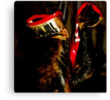 The Gloves Canvas Print