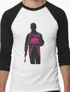 A Real Hero Men's Baseball ¾ T-Shirt