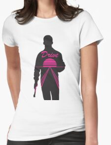 A Real Hero Womens Fitted T-Shirt