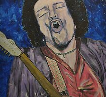 Hendrix by Tricia Winwood