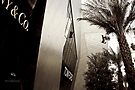 Tom Ford Menswear Shop in Vegas  2 - Black and White 2 by Yannik Hay