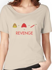 An Exercise in Revenge Women's Relaxed Fit T-Shirt