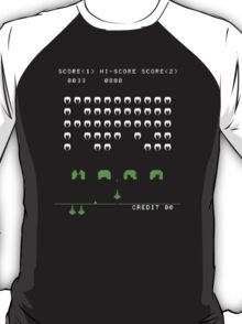 Earth Invaders T-Shirt