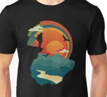 Cliff Edge Unisex T-Shirt