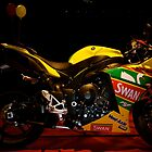 Yamaha YZF R1 Swan Racing Superbike by Lou Wilson