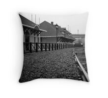 Misty Charlotte Throw Pillow