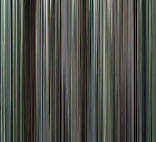 Moviebarcode: The Tree of Life (2011) by moviebarcode