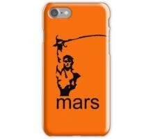 John Carter of Mars iphone orange iPhone Case/Skin