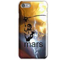 John Carter of Mars iphone metallic iPhone Case/Skin