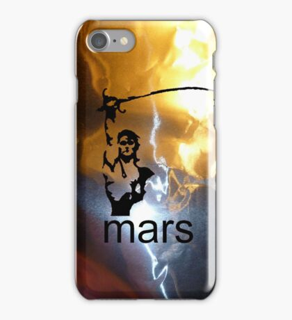 John Carter of Mars iphone metallic iPhone Case/Skin