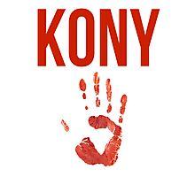 Kony Poster - Kony 2012 - Joseph Kony Photographic Print