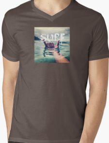 Surf life  Mens V-Neck T-Shirt