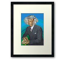 Umberto Boccioni. Framed Print