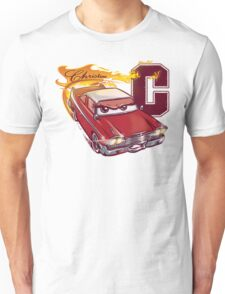 Fury and Fire Unisex T-Shirt